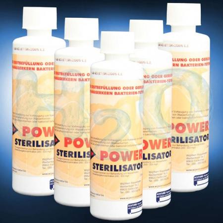 H₂O Power Sterilisator