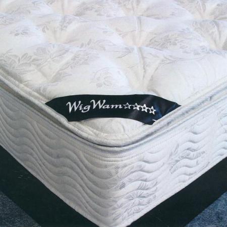 WigWam 4 Star Wasserbett