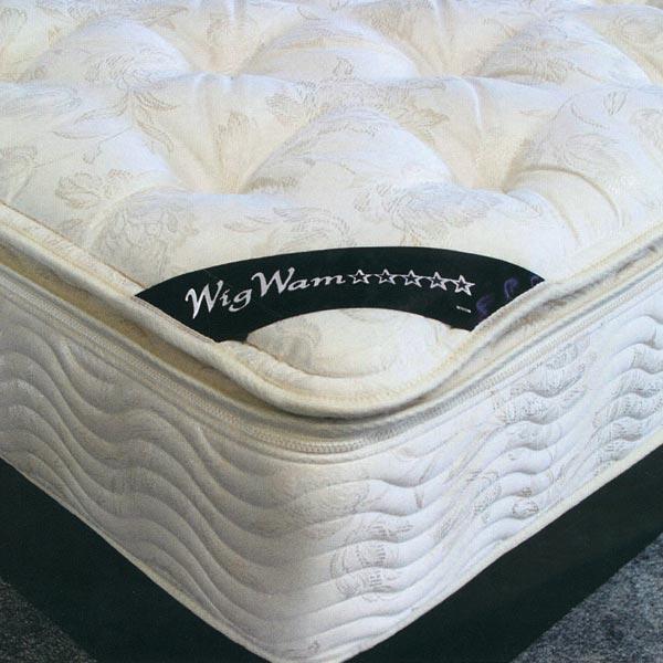 wigwam 5 star wasserbett wigwam wasserbetten in m nchen kaufen. Black Bedroom Furniture Sets. Home Design Ideas