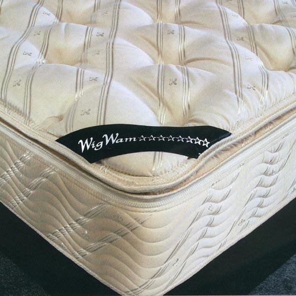 wigwam 8 star wasserbett h o wasserbetten vom profi in m nchen. Black Bedroom Furniture Sets. Home Design Ideas