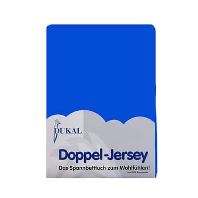 Spannbetttuch Dukal Doppel-Jersey
